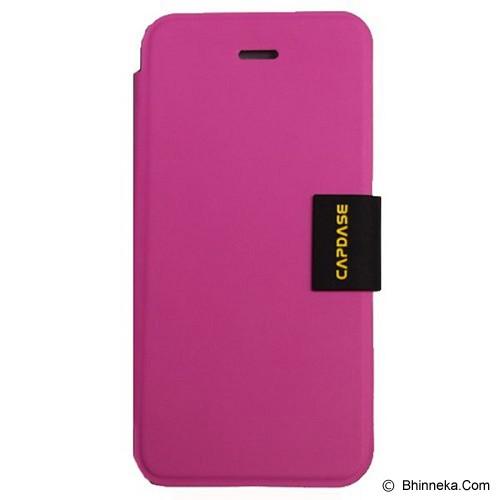 CAPDASE Karapace Jacket Sider Elli Apple iPhone 5c [KPIHM-4E42] - Fuchsia / White (Merchant) - Casing Handphone / Case